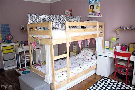 separer chambre en 2 les 25 meilleures idées concernant lit superposé sur