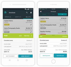Download free invoicing app for android rabitahnet for Free invoice app for android