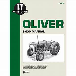 Service Manual Oliver Tractor O