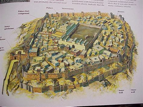 siege city judah