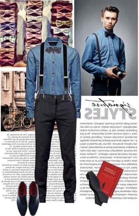 Modern Vintage Style Fashion Men | siudy.net