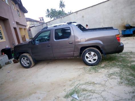 honda ridgeline   sale  autos nigeria