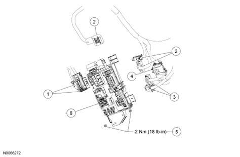 Where The Computer Module Ford Diesel