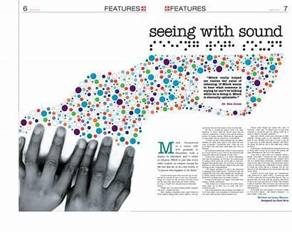 Magazine Editorial Layout Layouts Text Photobucket Newspaper