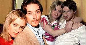 James McAvoy and Anne-Marie Duff split: From Shameless to ...