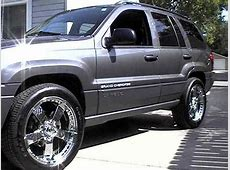 spikeyhaired4 2004 Jeep Grand Cherokee Specs, Photos