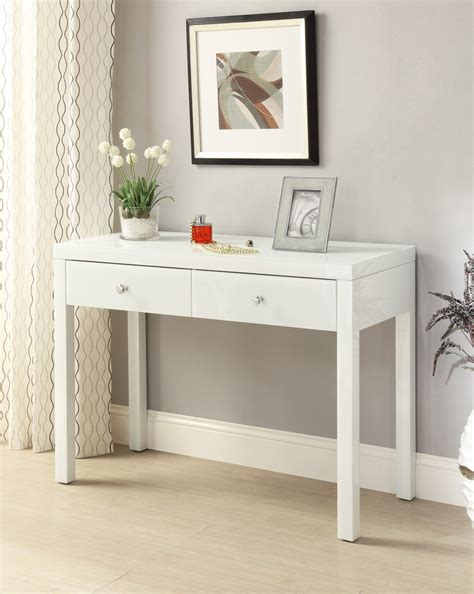 white entry table with drawers entrance table with drawers simple la grange regency