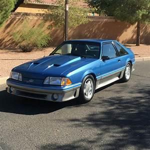 1988 Ford Mustang GT - 26k Original Miles 357W EFI H/C/I Tremec -SUPER CLEAN - 1FABP42E0JF290247