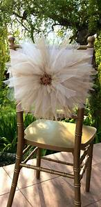 Pinterest Decoration : new tulle chair decoration by florarosa design florarosa design chair covers pinterest ~ Melissatoandfro.com Idées de Décoration