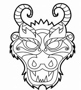 Chinese Dragon Drawing | Free download on ClipArtMag