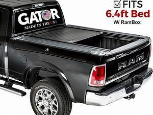 Gatortrax Retractable Tonneau Cover Dodge Ram 2012