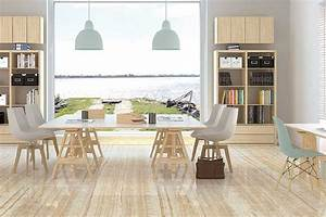 Porcelain Tiles That are Hygge and Hygienic