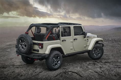 Jeep Picture by 2017 Jeep Wrangler Rubicon Recon Picture 704794 Truck