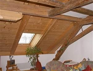 Dachstuhl Kosten Berechnen : altbausanierung dachgeschossausbau ~ Lizthompson.info Haus und Dekorationen