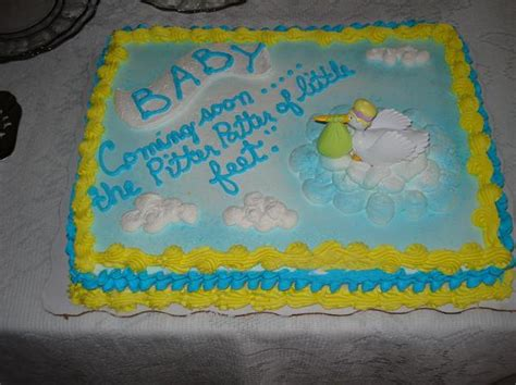 Baby Shower Cakes At Walmart Bakery by Walmart Baby Shower Cake Ideas And Designs