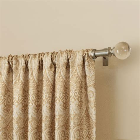 types  curtain rods homesfeed