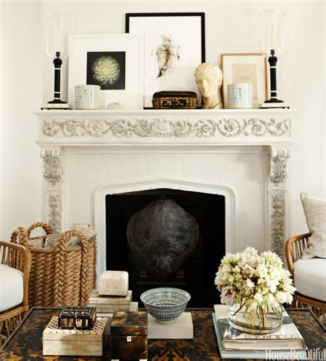 living room mantel decor mantel decor ideas chic mantel style