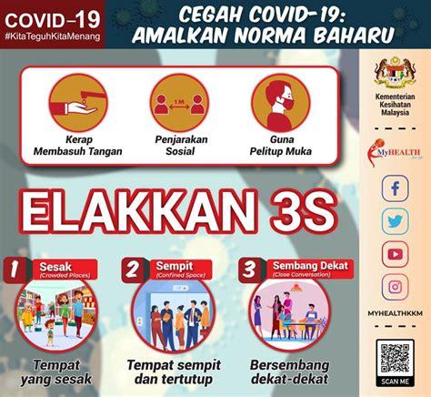 Vaccine rollout as of aug 23: Elakkan 3S Demi Mencegah Covid-19 - Media