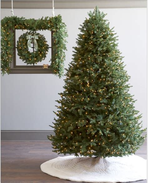 how much does a live christmas tree cost balsam hill shopping for the best most realistic tree