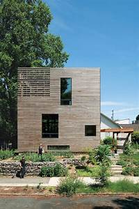 Wooden Box Home