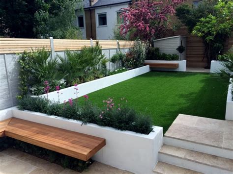 Garden Minimalist by 60 Low Maintenance Modern Minimalist Garden Design