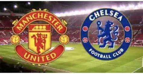 Man U v Chelsea | The Sun, Lepton