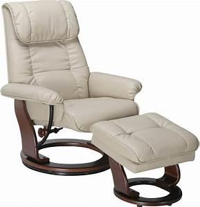 Dixon, Taupe, Reclining, Chair, U0026, Ottoman
