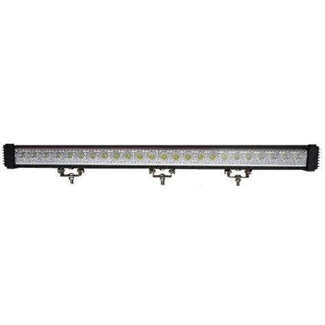 single row 72 watt 5400 lumen led light bar 10 010 by