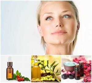 Какие эфирные масла полезны для кожи лица от морщин