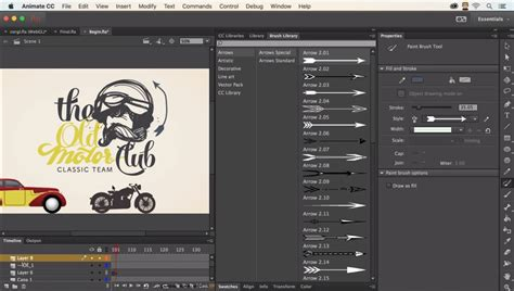 Animate is used to design vector graphics and animation for television programs, online video, websites. Adobe Animate CC Has Arrived!   Animation World Network