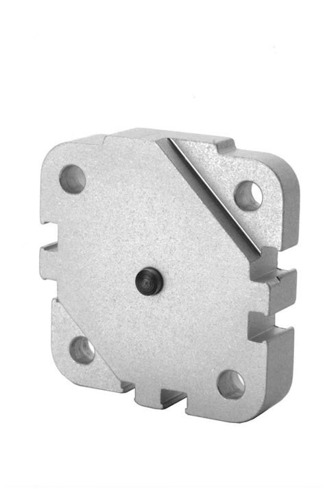 Series 31 Mod. DC Intermediate Bracket - Camozzi