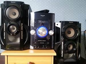 For Sale Panasonic Sc Akx52 For Sale In Leixlip  Kildare
