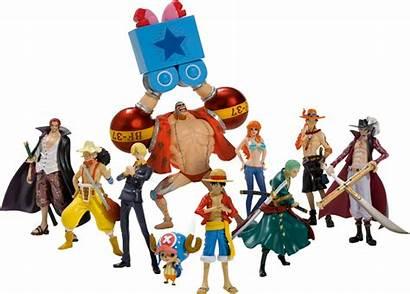 Piece Luffy Salvat Coleccion Figuras Personajes Mexico