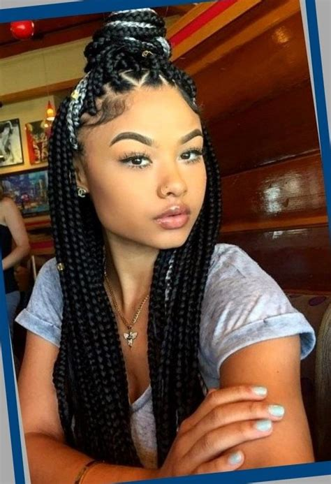 American Braided Hairstyles by American Braids Styles 2019