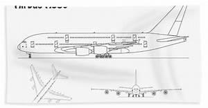Airbus A380 Schematics