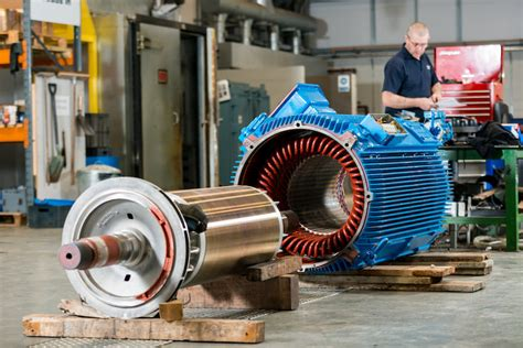 industrial electrical equipment repairs