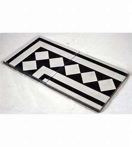 frise damier tradicim l carreaux ciment de qualite a With frise carreaux de ciment
