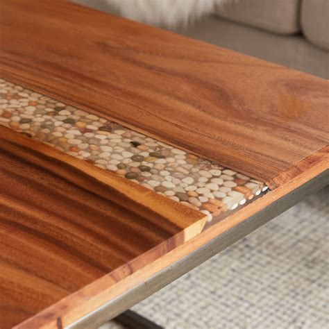 Menu & reservations make reservations. River Rock Coffee Table - Pier1