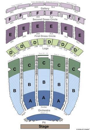 fabulous fox theatre   atlanta georgia seating charts   schedule