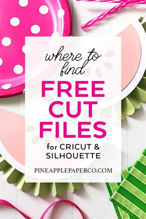Follow me on twitter and dribbble to find out when new updates are available. Free SVG Files for Cricut & Silhouette - ULTIMATE GUIDE ...