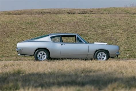 1968 Plymouth Barracuda Super Stock Tribute
