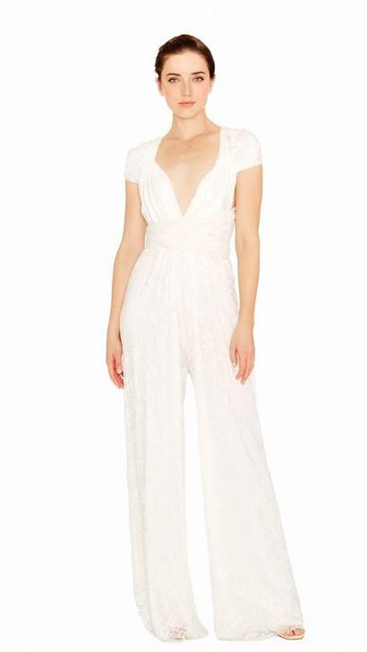 Lace Jumpsuit Bridal Jumpsuits Bride Fabric Twobirdsbridesmaid