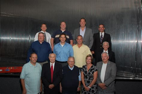 Coventry High School Athletic Hall of Fame inducts class