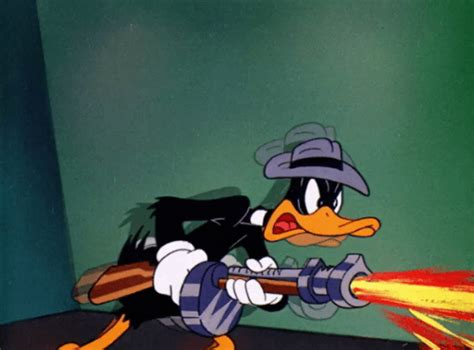 atomic chronoscaph daffy duck looney tunes characters