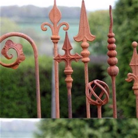 decorative garden stakes gardening