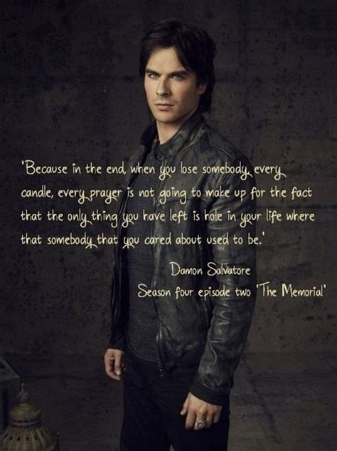 exceptional damon salvatore quotes