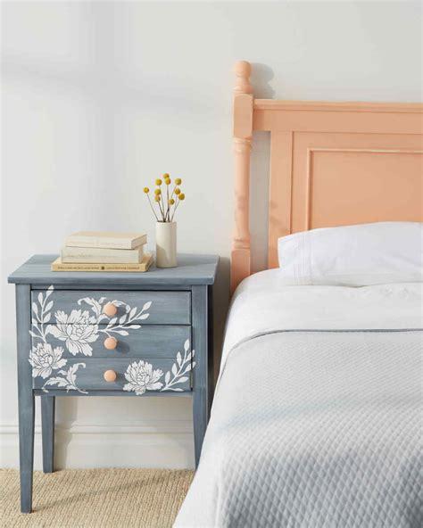 easy elegant ways  paint  piece  furniture martha stewart