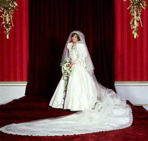 brautkleid princess princess diana 39 s wedding dress attributes diary ifat