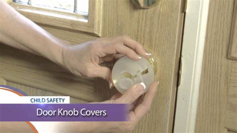 child safety tip dreambaby door knob covers  youtube