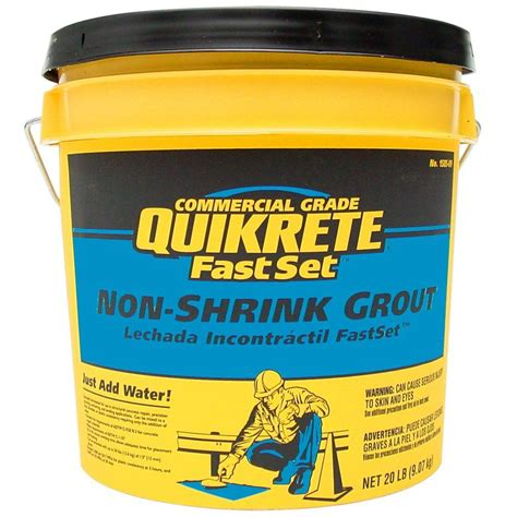 Quikrete Fast Set Self Leveling Floor Resurfacer by Quikrete Fast Setting Self Leveling Floor Resurfacer